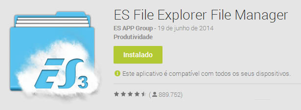 ES Explorer